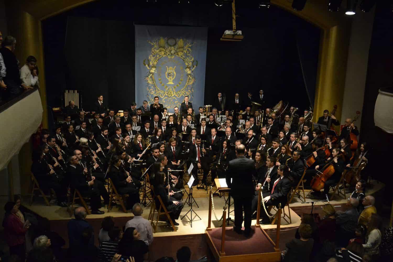 Foto: Concierto Santa Cecilia 2018