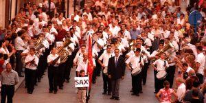 75 aniversario de Unión Musical de Sax