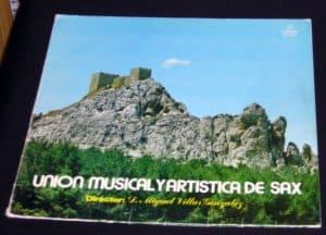 Disco de Miguel Villar