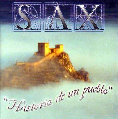 Sax, Historia de un pueblo