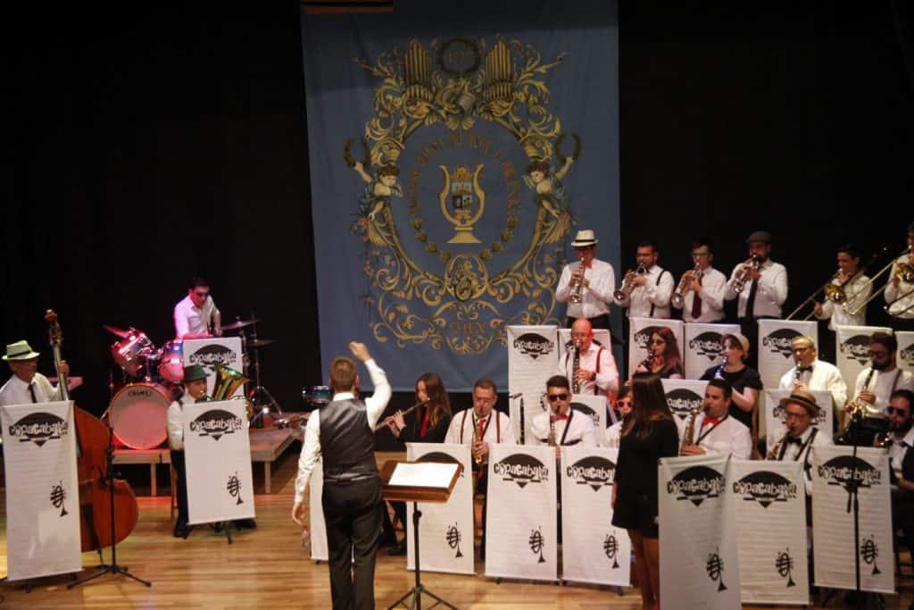 Copacabana Sax Big Band